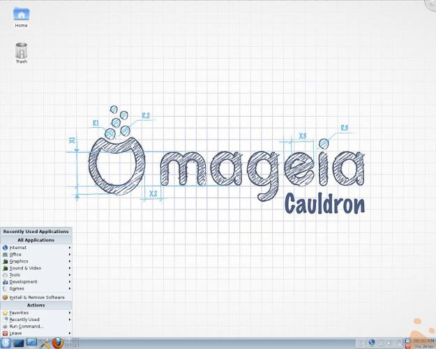 Mageia Cauldron